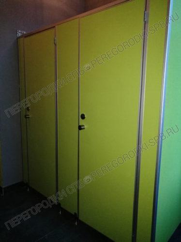 Сантехнические туалетные перегородки для Полигон-10