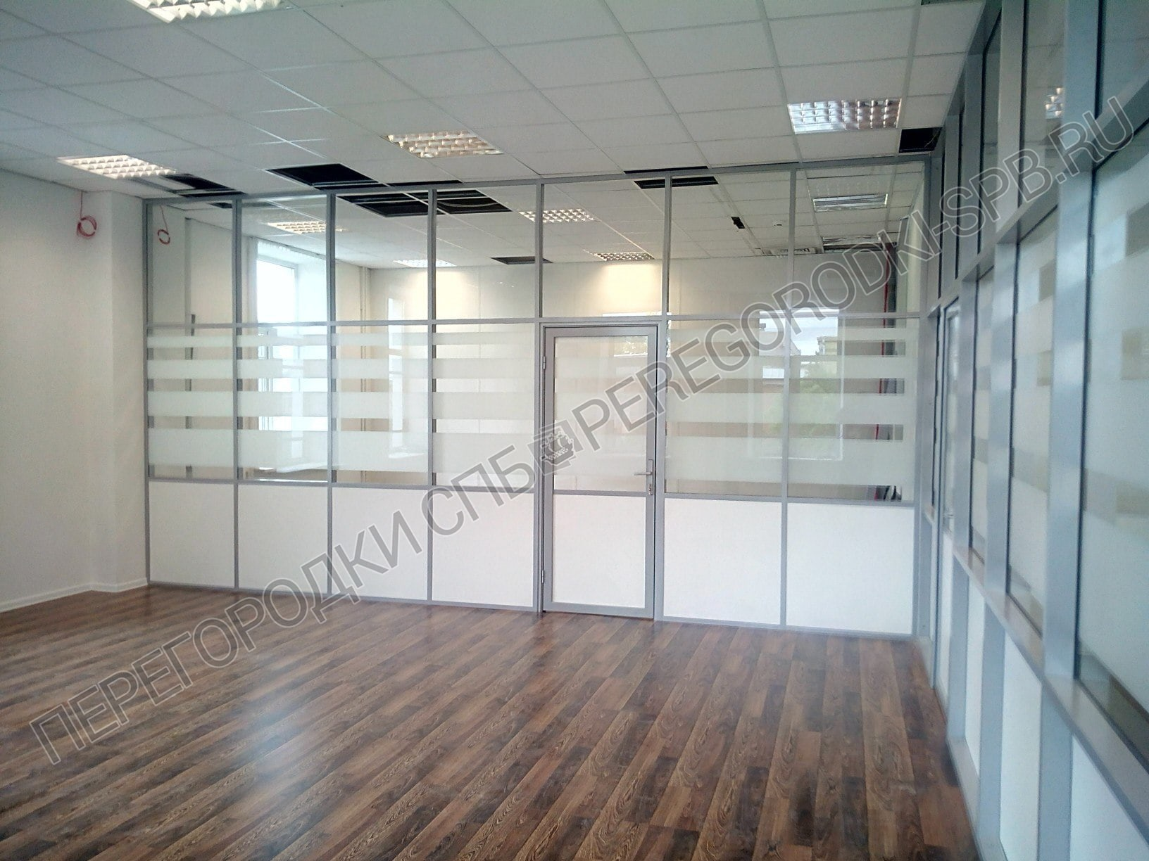 Стационарные офисные перегородки в офис Таксовичкоф