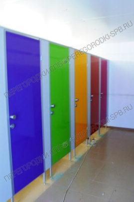 Туалетные перегородки сантехнические для Диво Остров-2