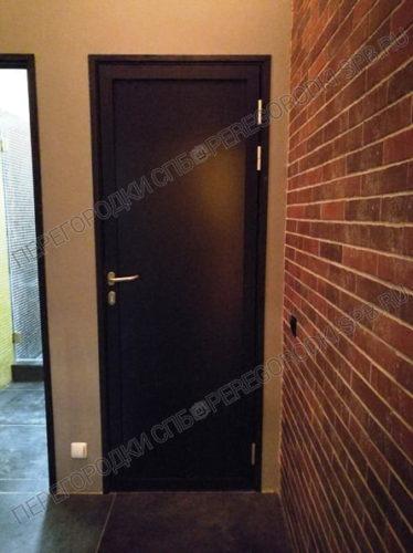 Алюминиевые дверные блоки для Полигон-18