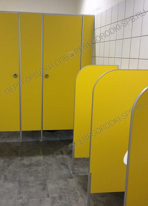 Сантехнические разделители туалетные и писсуарные