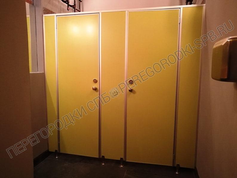 Сантехнические туалетные перегородки для Полигон-5