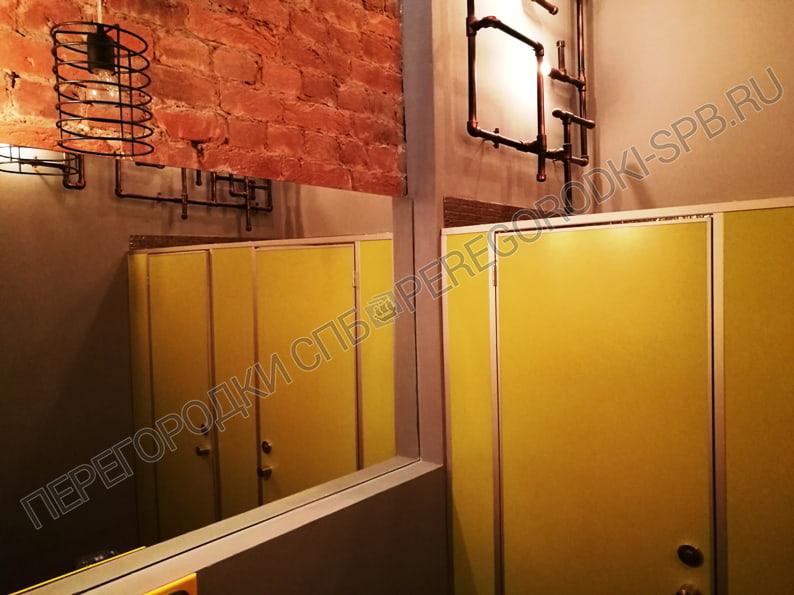 Сантехнические туалетные перегородки для Полигон-6