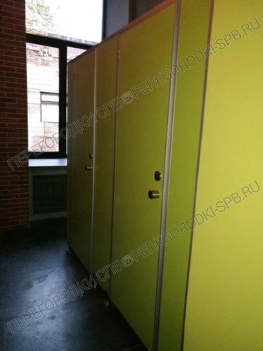 Сантехнические туалетные перегородки для Полигон-8