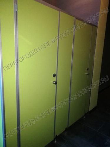Сантехнические туалетные перегородки для Полигон-9