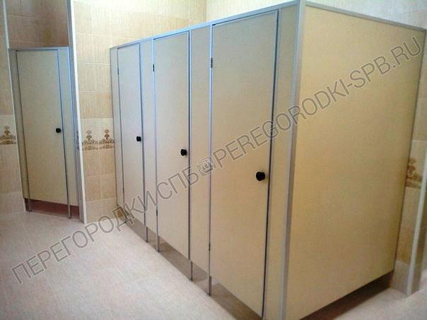 Туалетные кабинки Комфорт в ФСО РФ-3