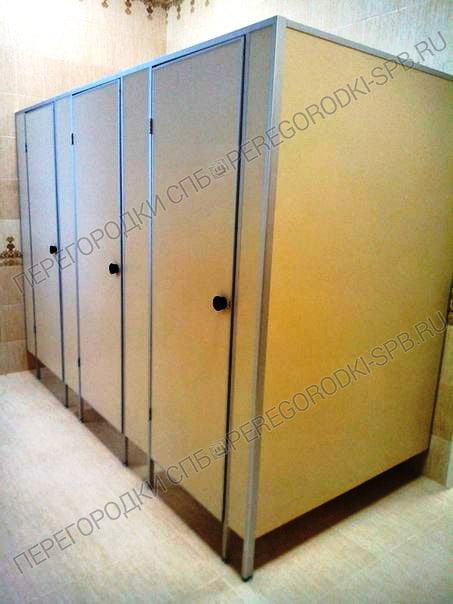 Туалетные кабинки Комфорт в ФСО РФ-4