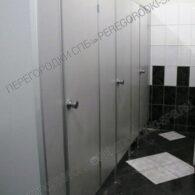 Туалетные перегородки Стандарт Плюс в спорткомплеке ГазПром-2