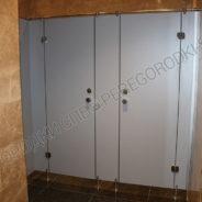 Туалетные перегородки из HPL-пластика-3