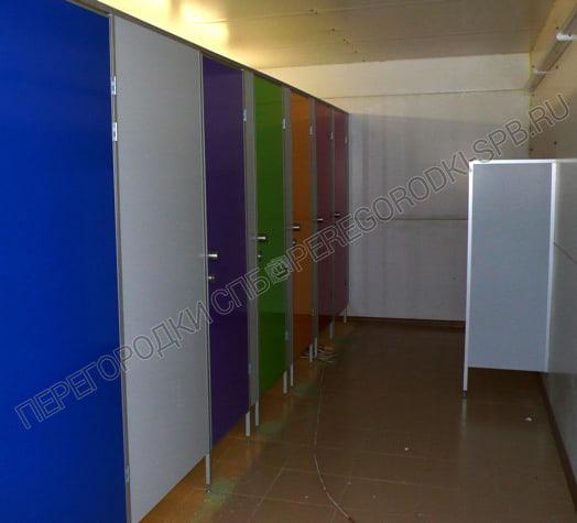 Туалетные перегородки сантехнические для Диво Остров