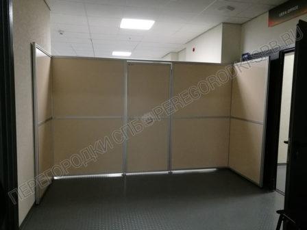 Ширма с дверью для офиса UEFA на стадионе «Зенит Арена»